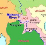 Thailand to China by cargo boat, following the Mekong