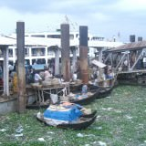 Rocket Steamer Boat in Dhaka, from Dhaka to Khulna