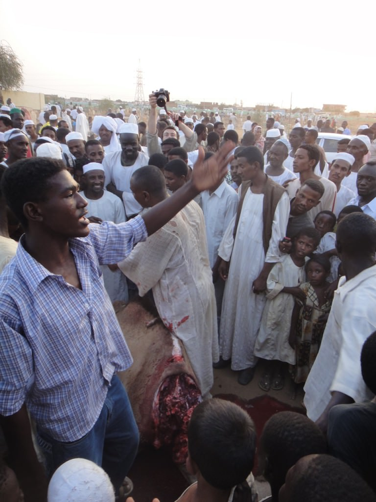 beheading in Sudan