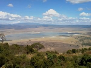 Ngorongoro crater on a budget