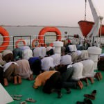 Taking the Ferry from Sudan to Egypt