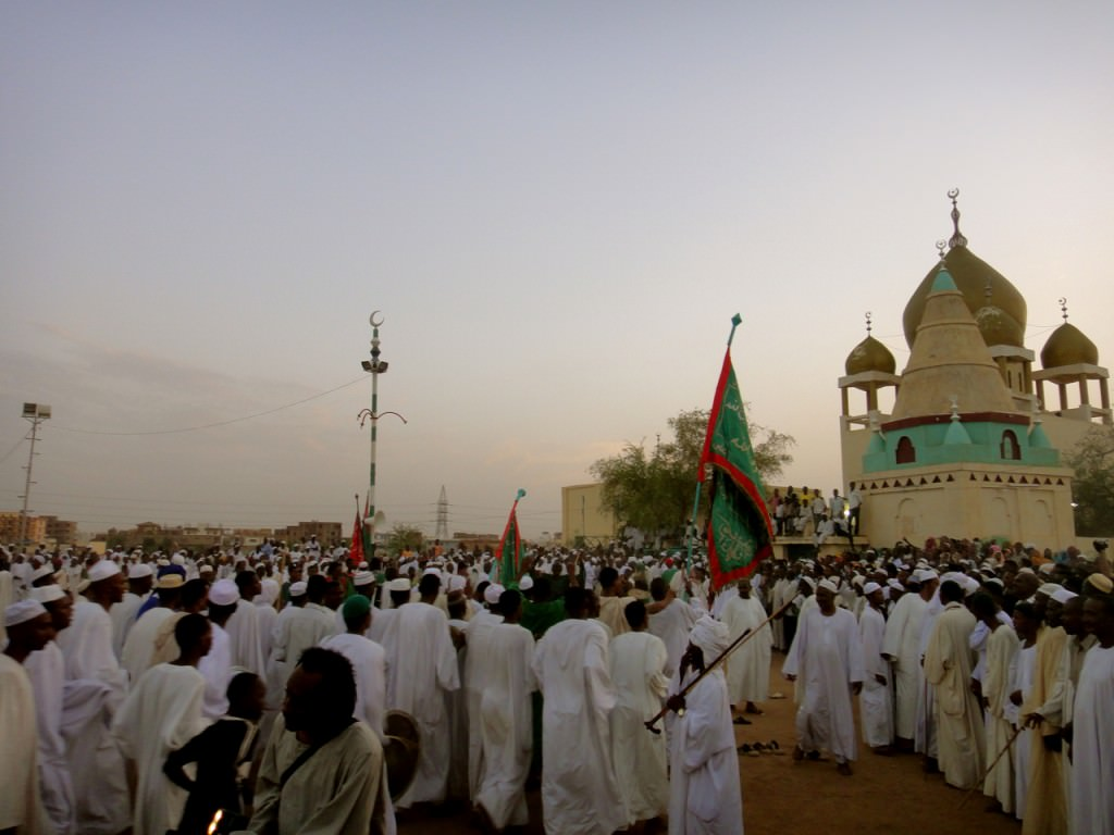 Mosque in Sudan