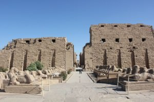 Temple of Karnak, backpacking in egypt