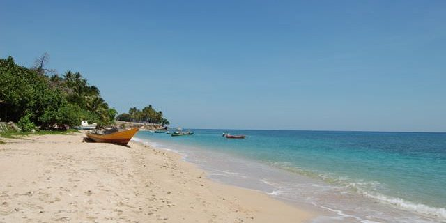 beaches in East tIMOR