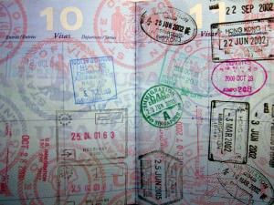 Losing your passport when you travel