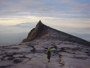 How much does it cost to climb Mount Kinabalu