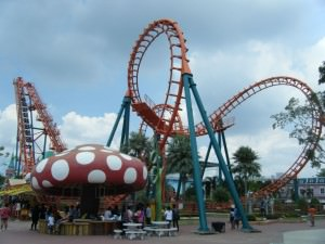 Boomerang at Siam Park City