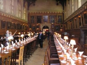 Christ Church College Oxford