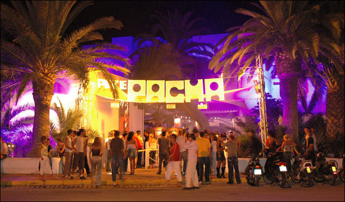 Best 5 nightclubs in ibiza