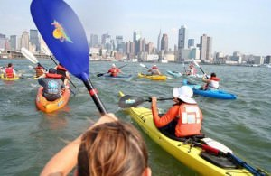 Rafting in Hoboken