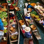 Damnoen Saduak Floating Market  – Day Trip From