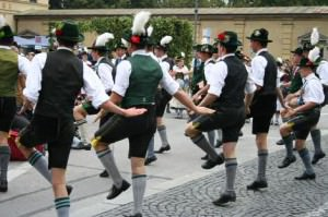 Oktoberfest entertainment