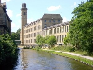 Saltaire yorkshire