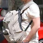 Tuesday's Travel Rant: People wearing backpacks on their front
