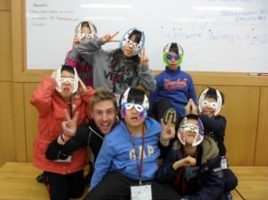 English Camps in Asia