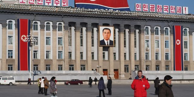 Kim Il Song Square