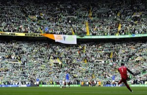 Old firm Derby rangers celtic scotland