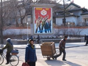 Propaganda in North Korea