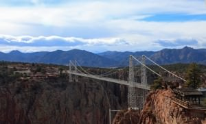 Royal Gorge Suspension Bridge Colorado bungee