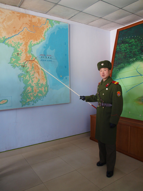 What do North Korea want?