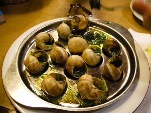 escargot france