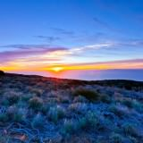 mount teide sunrise