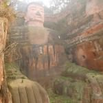 The Biggest Buddha in the World – Leshan, China