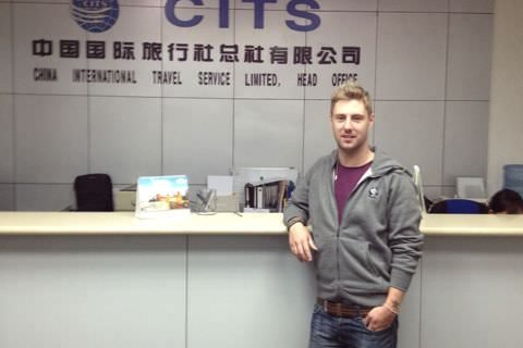 Buying trans siberian tickets in bejing