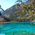 Backpacking in Jiuzhaigou National Park, China