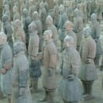 Seeing The Terracotta Warriors in Xi'an, China