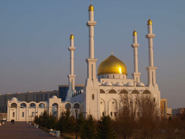 Islamic centre Astana