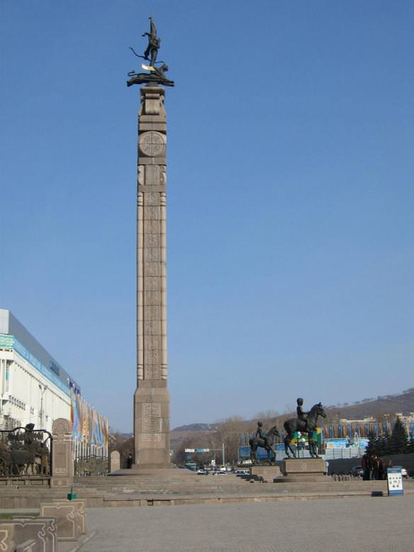 What To See In Almaty Kazakhstan One Step 4ward