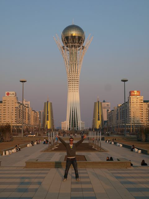 bayterek world cup building astana