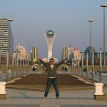 Backpacking in Kazakhstan – the Lo-D