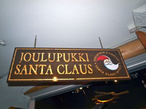 santa claus grotto