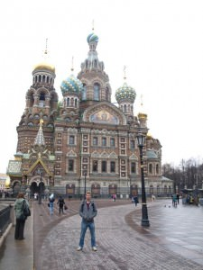 things to see in St Petersburg