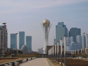 traveling in kazakhstan