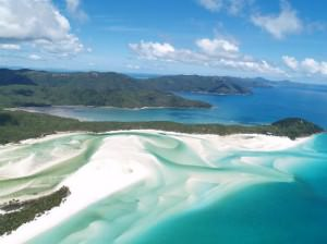 Whitehaven beach Queensland