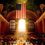 Grand Central Station, an institution of New York