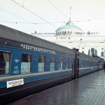 Riding Trains Illegally, Bribing People Again and Losing Credit Cards in Ukraine