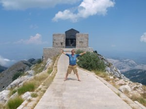 Lovcen National Park Mausoleum