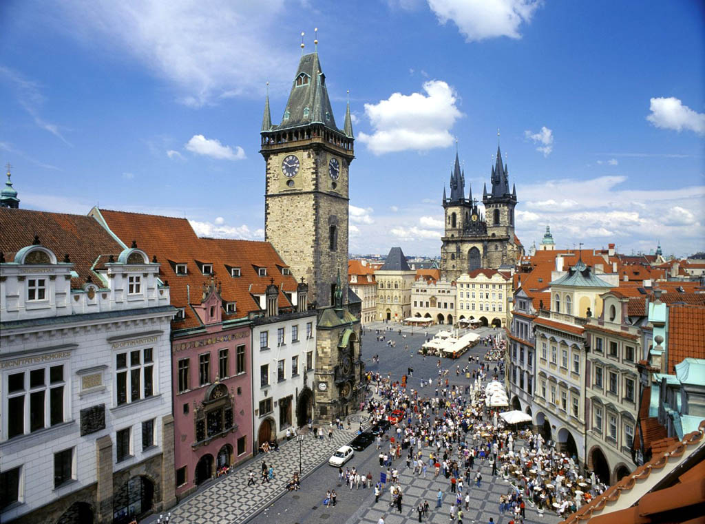 prague sightseeing For Intercontinental Hotel Prague