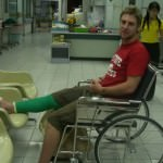 The Time I Broke my Leg in Thailand