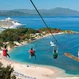 carribean zipline