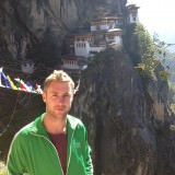 johnny ward travel bhutan