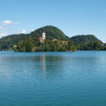A Day Trip to Bled,   Slovenia