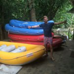 White Water Rafting in Honduras; Cangrejal Rivel