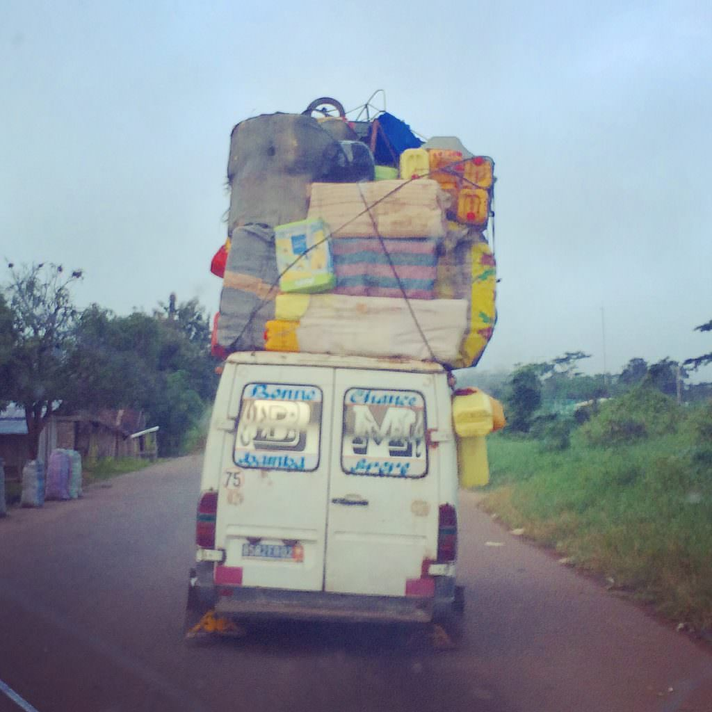 Dead Bodies and Bandits in the Ivory Coast; The worst travel day of my life
