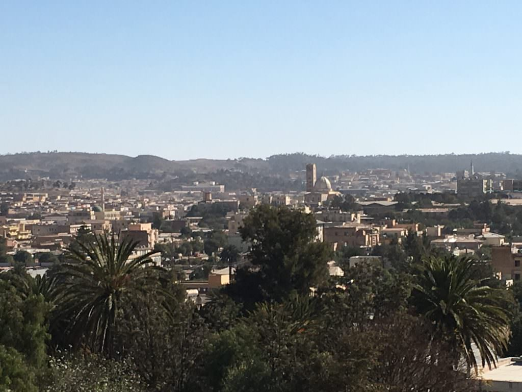 asmara city views