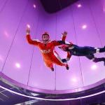 Indoor SkyDiving in Sydney, Australia